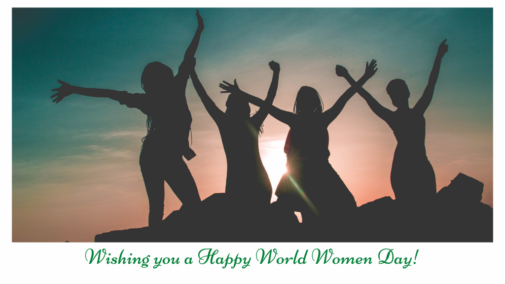Happy World Women Day !!!