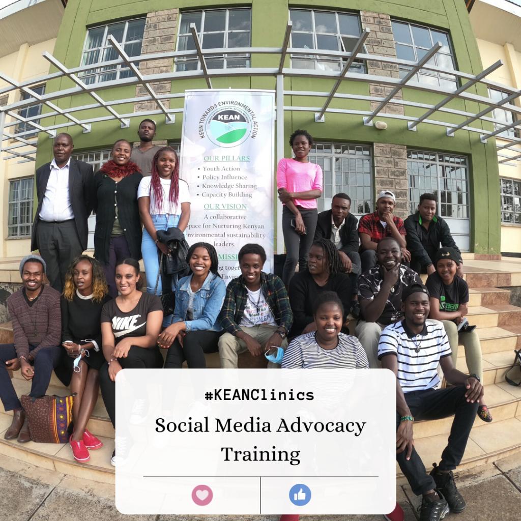 Social Media Advocacy Training